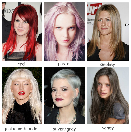 2013 hair color trend