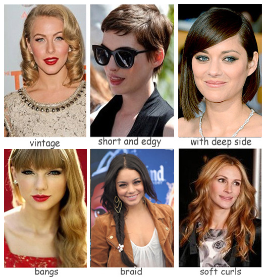 2013 hair style trend