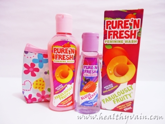 Pure 'n Fresh