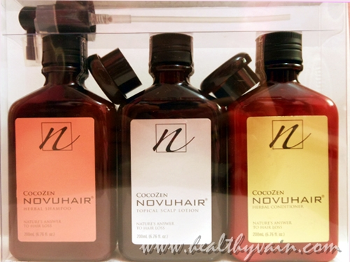 novuhair 3in1