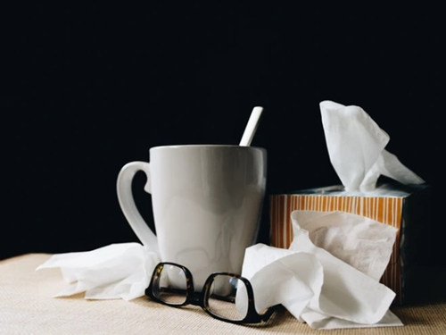 colds and the flu